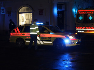 Šalina v Líšni srazila ženu. Na místě zemřela