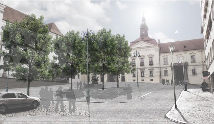 Brno vyhlásí soutěž na dvě kašny na Dominikánském náměstí