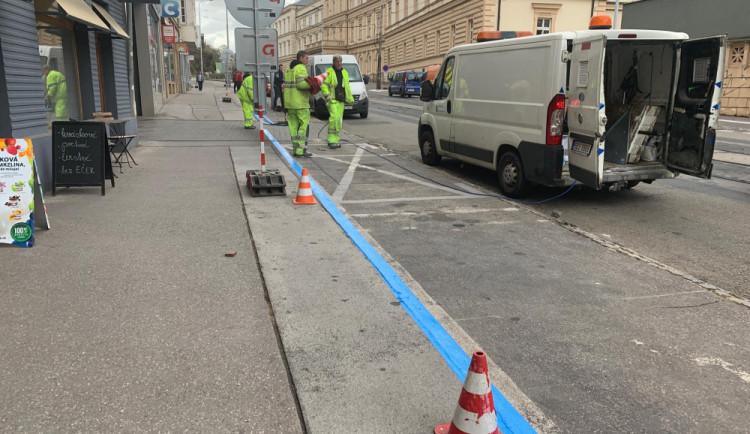 Rezidentní parkování se rozšíří do okolí Pekařské a Pellicovy