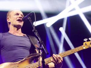 Do Slavkova u Brna se příští rok chystá Sting, letos to nevyšlo