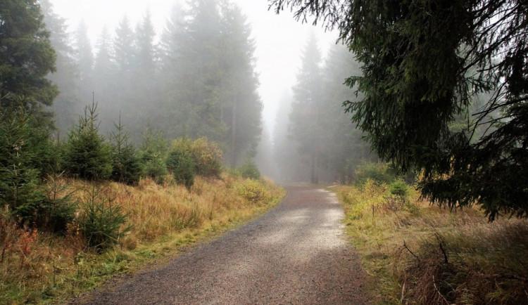 POČASÍ NA PÁTEK:  Ráno opět začne s mlhou, k večeru bude pršet