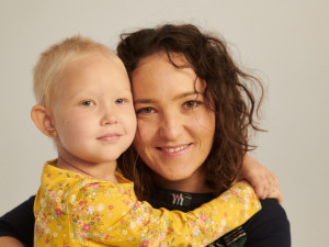 Malá Verunka z Brna onemocněla ve třech letech akutní leukémií, rodině pomáhá Dobrý anděl