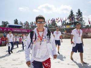 Olympijský festival se do Brna vrátí i příští rok, tentokrát v letní podobě