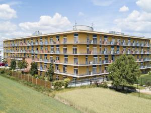 U domova pro seniory Holásecká vyroste nová pětipatrová budova, poskytne desítky nových míst