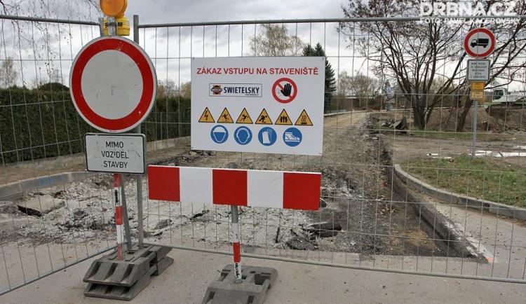 O víkendu se otevře silnice z Dolních Věstonic na Strachotín