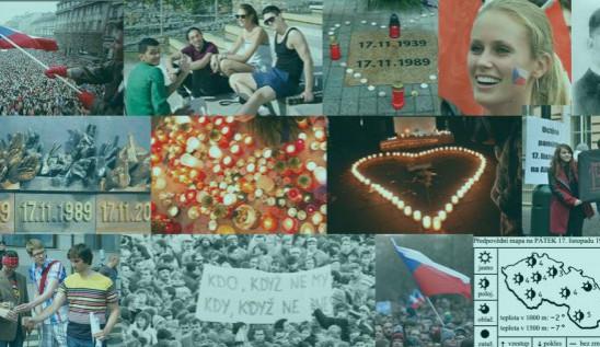TIPY NA VÍKEND: Vzpomínky na třicet let svobody a sedmnáctý listopad, koncerty MIG21 nebo Zrní a hřejivá Mezipatra