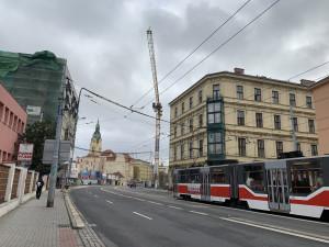 Křenovou ulici čeká rekonstrukce, součástí by měla být i cyklostezka