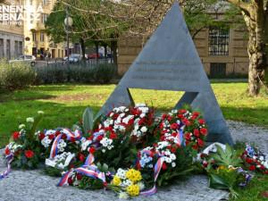 Památku boje za demokracii uctili v Brně zástupci města i kraje