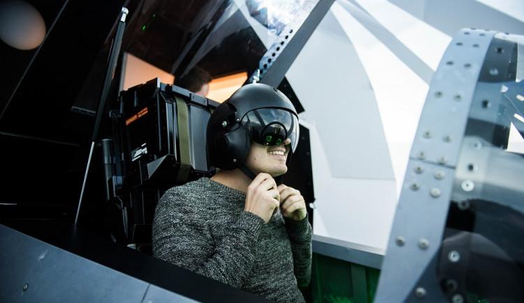 FOTO: V Brně otevírá nejlepší letecký simulátor svého druhu na světě