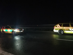 Nehoda auta a kamionu uzavřela ráno D1 u Rohlenky. Na místě zemřel jeden člověk