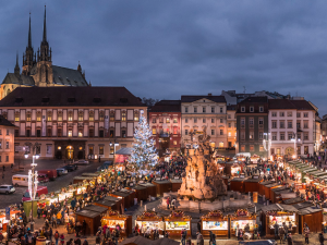 Vánoční trhy v Brně nabídnou adventní kalendář dobrých skutků i schránku vánočních přání