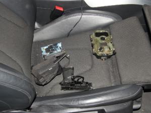 Mladík si v Brně koupil náboje do své plynové pistole. Hned na ulici s nimi pak začal střílet