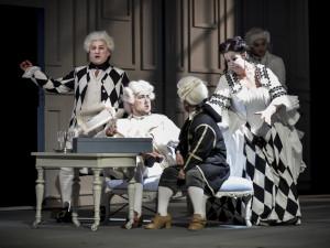 Na brněnské jeviště se vrací nejpopulárnější Straussova opera Růžový kavalír