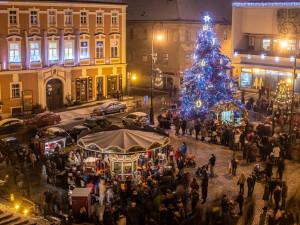 O víkendu začnou vánoční trhy ve městech po celé jižní Moravě