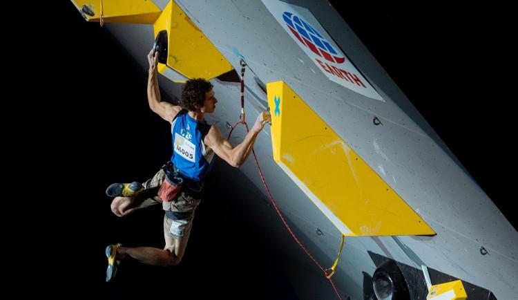 Brněnský lezec Adam Ondra se kvalifikoval na olympijské hry v Tokiu