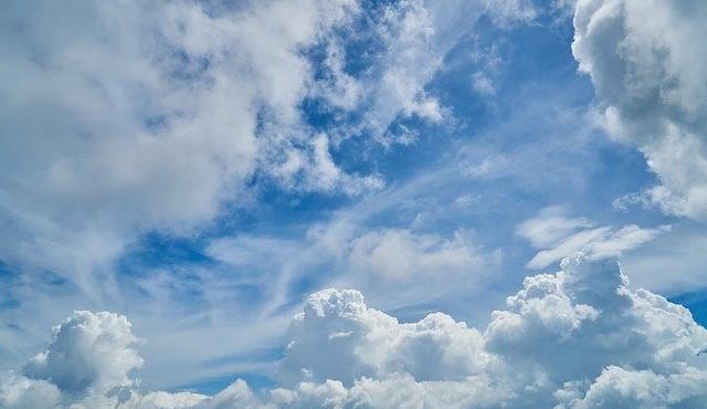 POČASÍ NA NEDĚLI: Během dne bude polojasno až oblačno, teplota se vyšplhá na čtyři stupně