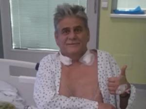 Hasiči pomohli při záchraně života muže s infarktem. Na místo dorazil i vrtulník