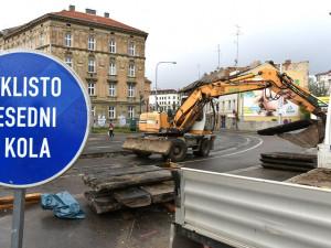 Po Zábrdovické nečeká Brno pár let rekonstrukce žádné velké ulice