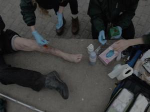 Do konce prosince mohou Brňané darovat zdravotnické vybavení pro lidi bez domova
