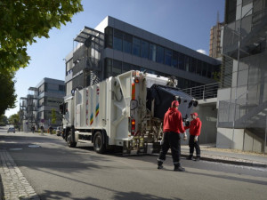 Brněnští popeláři budou odvážet odpad i o vánočních svátcích