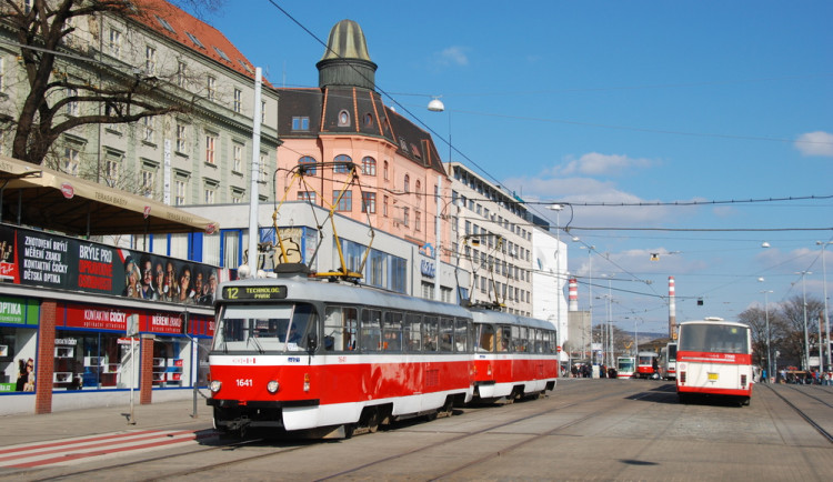 Dopravní podnik opraví tramvajové tratě. Brňanům se uleví při cestování příští rok.