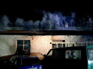 Na Břeclavsku dnes ráno hasiči z hořícího domu vytáhli mrtvého muže