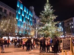 Brňáci oslaví příchod nového roku na náměstí i v divadlech