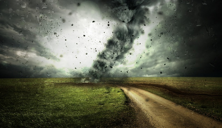 POČASÍ NA PONDĚLÍ: Před Štědrým dnem pršet nepřestane