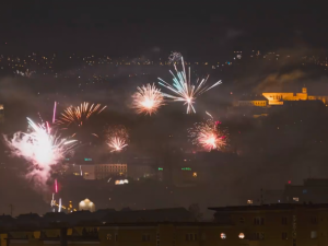 Policie se připravuje na silvestrovské oslavy. Svoboďák bude bez ohňostroje, na řidiče si posvítí dopravní policisté