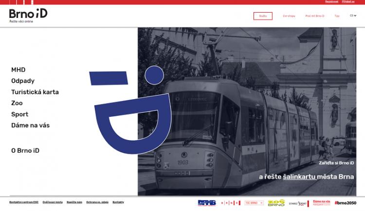 Město chystá rozšíření portálu BrnoiD. Uživatelé si koupí lístky do divadla, hvězdárny nebo zařídí parkování