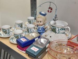 RetroUse bude v Brně fungovat dále. Lidé tam mohou koupit nebo darovat staré předměty