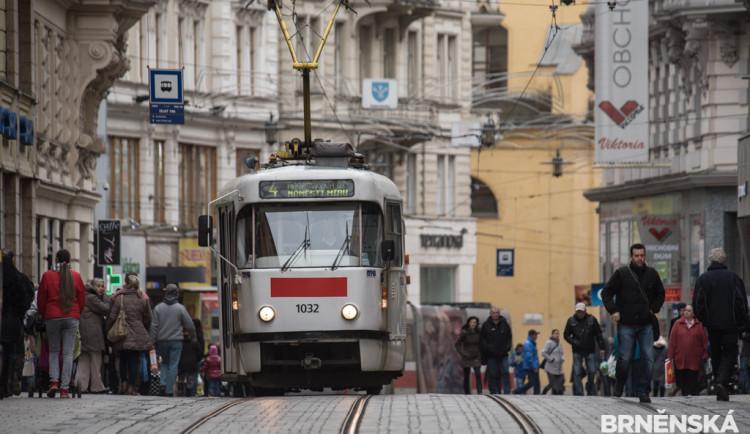 Centrum Brna už nebude rájem pro volný pohyb aut. Město chystá přísné regulace