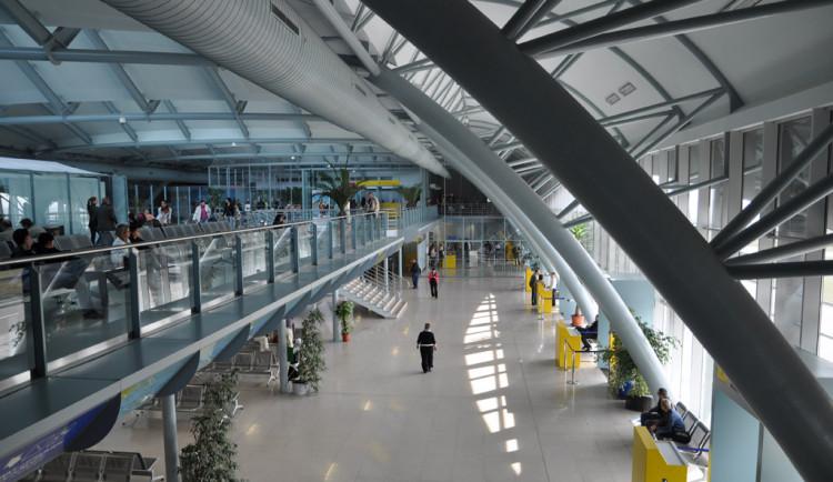Tuřanské letiště překonalo hranici půl milionu cestujících, nejčastěji lidé míří do Londýna
