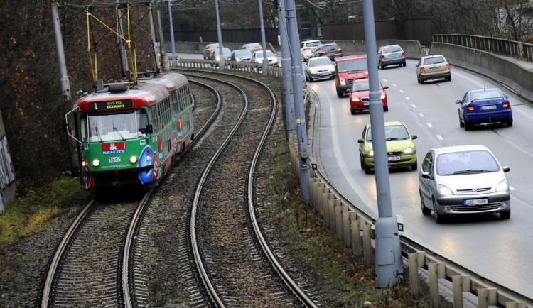 Na Žabovřeské se od příštího týdne změní doprava