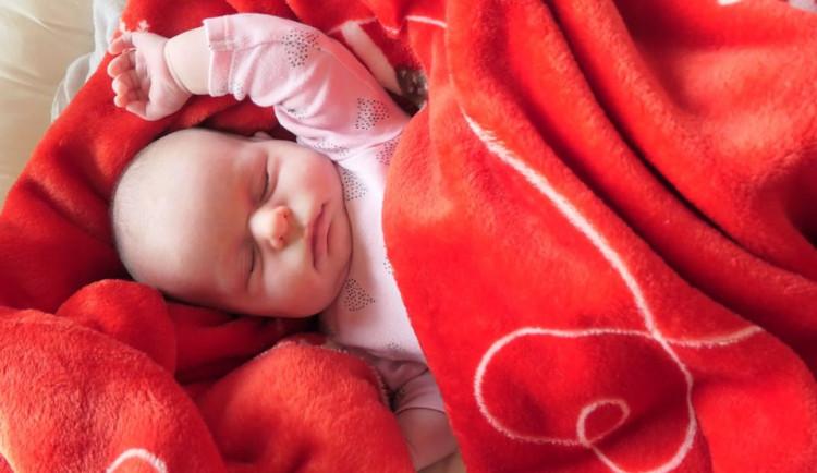Malá Leila se narodila v autě za pomoci tatínka, ten poslal operátorce z tísňové linky krásný děkovný dopis