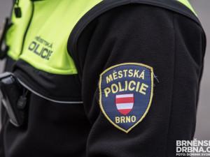 Celostátně hledaný Slovák se zeptal v Brně strážníků na cestu. Nakonec došel jen na policii