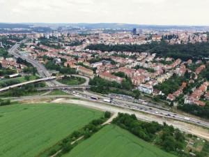 V Brně se od dneška dá napojit na městský okruh od Bystrce