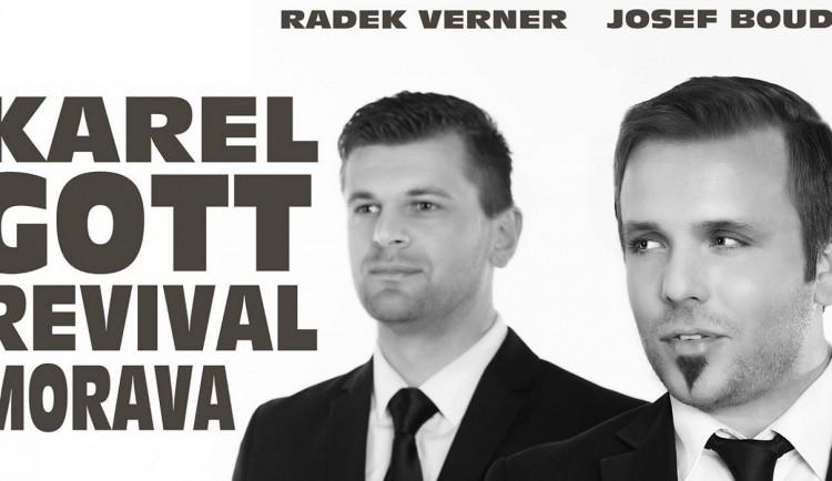 Karel Gott Revival Morava proti rakovině