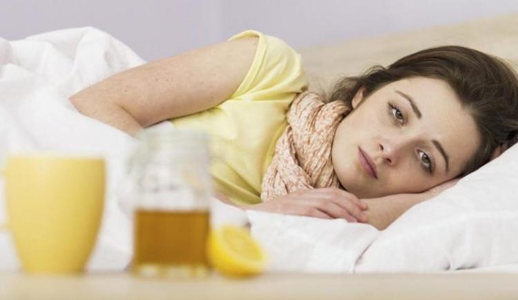 Jižní Morava je na počátku chřipkové epidemie. Některé nemocnice zakážou návštěvy