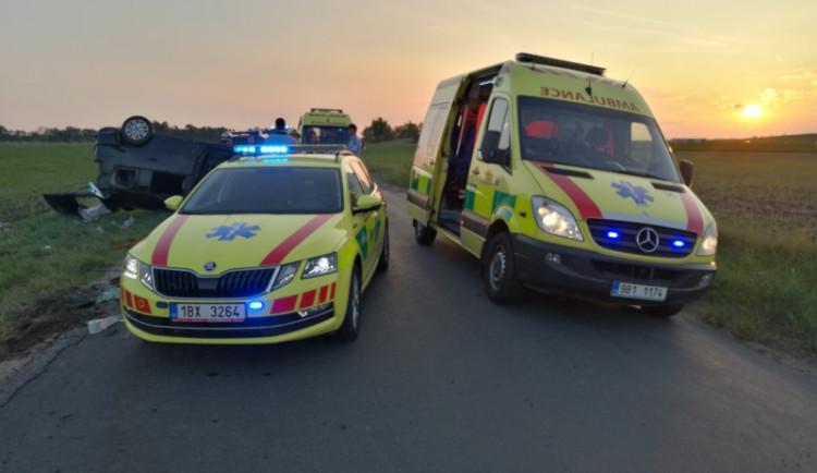 Jihomoravští záchranáři vyjíždějí stále zbytečně často. Polovinu volajících vyřídí přes telefon