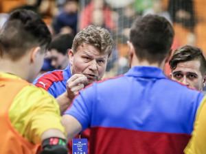 Čeští futsalisté prohráli s Kazachstánem a o postup na světový šampionát se porvou v baráži s Chorvatskem