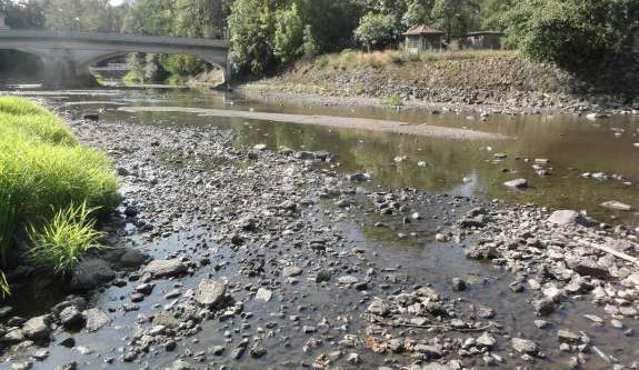 Povodí Moravy kvůli nedostatku srážek trpí. Zásoby vody jsou na historickém minimu