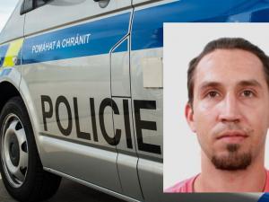 PÁTRÁNÍ: Policisté pátrají po tomto muži. Neplatil alimenty a už má sedět ve vězení
