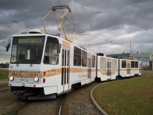 Brněnský podnik připravuje stavbu tramvajové trati na Lesnou