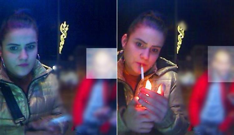 FOTO: Policie pátrá po svědkyni vloupání do škodovky poblíž Zvonařky