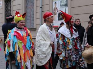 FOTO/VIDEO: Fašank roztančil Brno