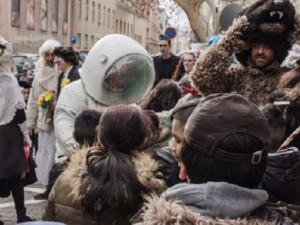 O víkendu masopust oslaví i v brněnském Bronxu