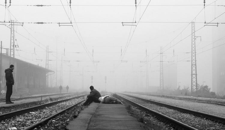 Osobní vlak srazil dnes ráno v Adamově muže, nejspíš šlo o sebevraždu