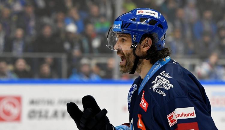 VIDEO/GÓLY: Jágrovo Kladno vyloupilo Kometu a udrželo si naději na udržení v lize. Brňané mají jisté čtvrtfinále