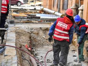 Brno zahájilo práce na dobudování kanalizace v pěti městských částech